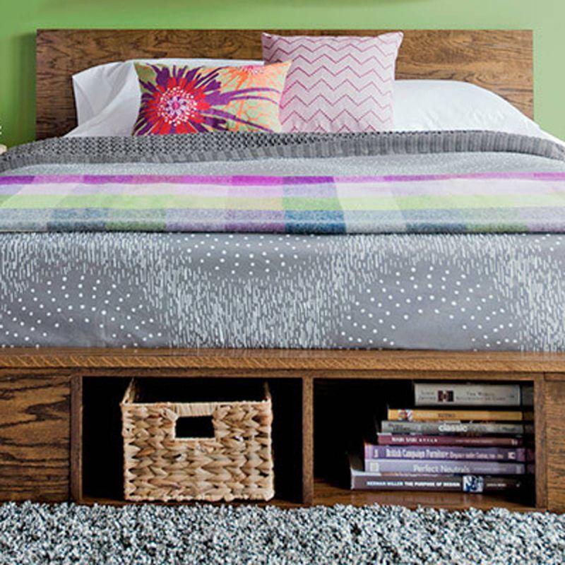 cheap diy queen bed frame
