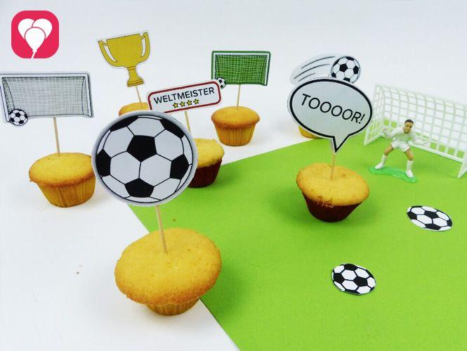 Fussball Geburtstag Von Der Einladung Bis Zur Party Deko