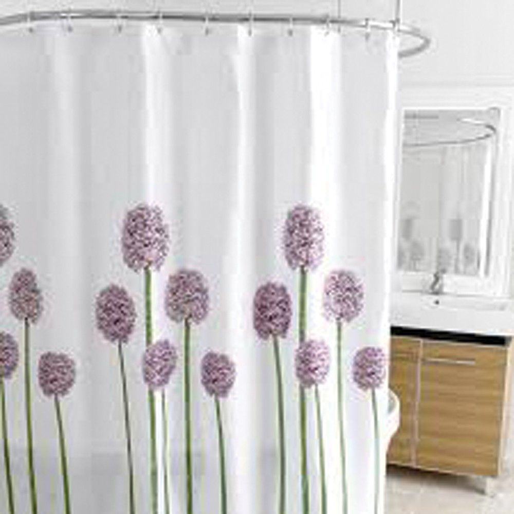 Choosing The Best Shower Curtain, Check It Out! | Lavender ...