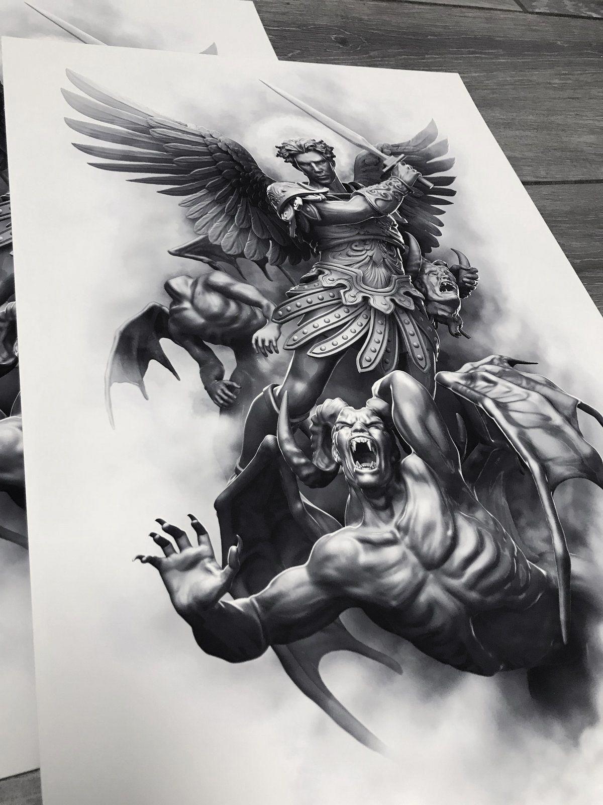 anthony michaels tattoo artist