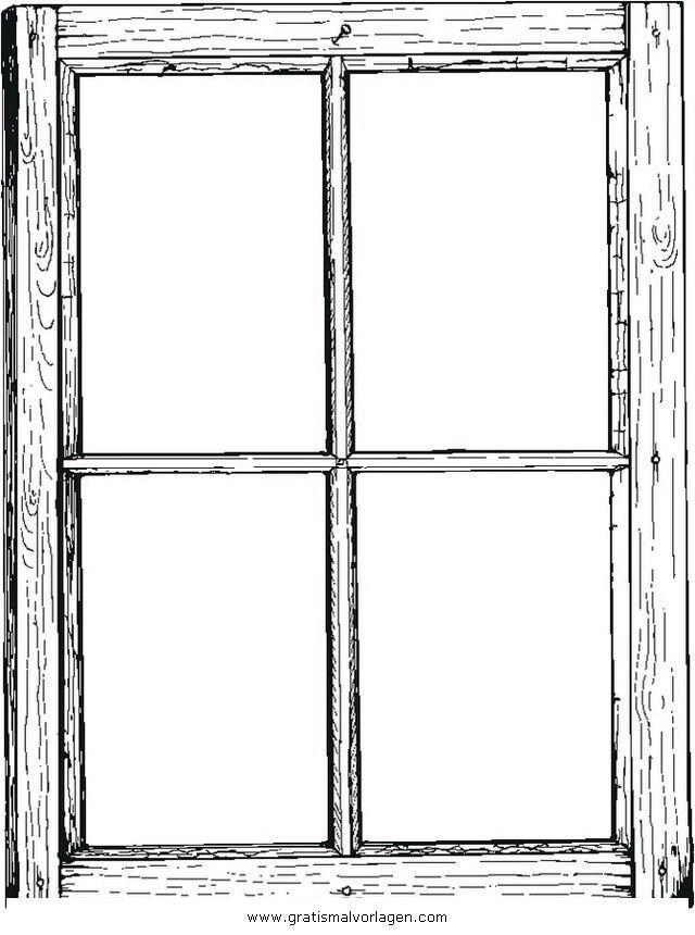 diversemalvorlagenbeliebtfenster5  malvorlagen