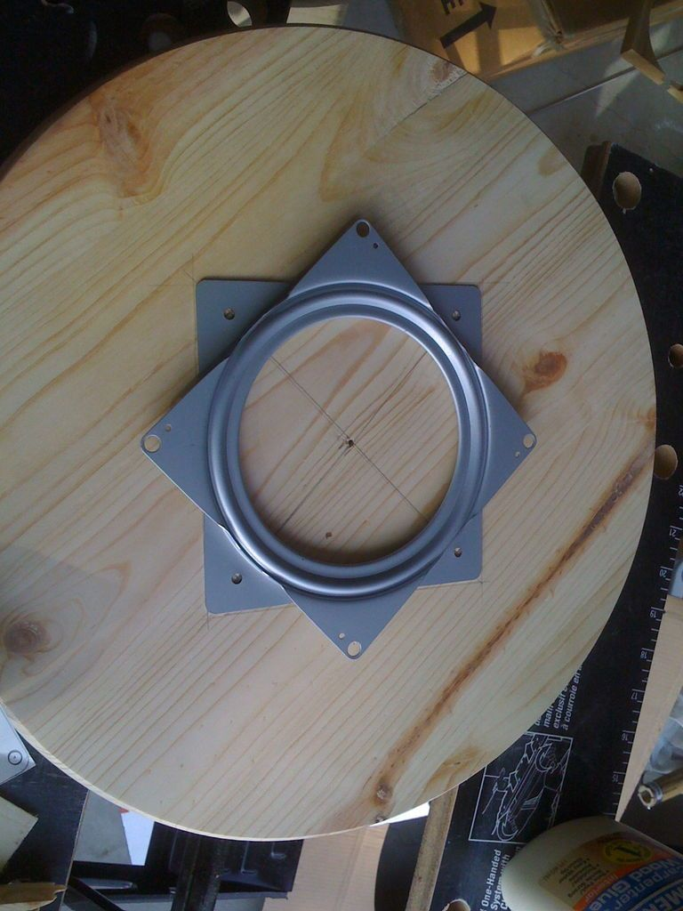 Diy Lazy Susan You Can Buy The Bearings From Homedepot