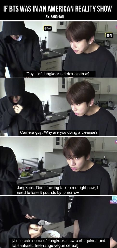 If BTS Was In An American Reality Show Pt.5 | K-Pop Amino