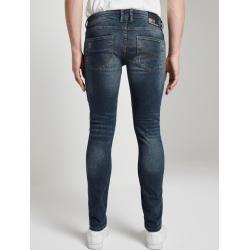 Photo of Tom Tailor Denim Herren Culver Skinny Jeans, blau, unifarben, Gr.28/36 Tom TailorTom Tailor