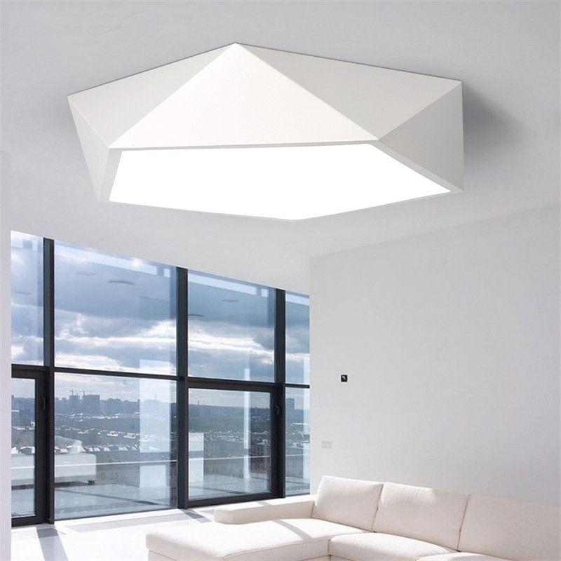 2017 New Design Modern Led Ceiling Light For Living Room Bedroom Balcony Luminaria Lamparas De Techo
