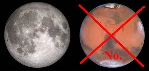 return of the mars as big as the moon zombie meme pinterest moon