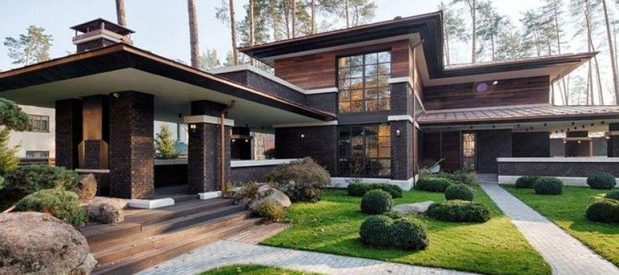 Dise o y decoraci n de exteriores modernos exterior for Decoracion de exteriores