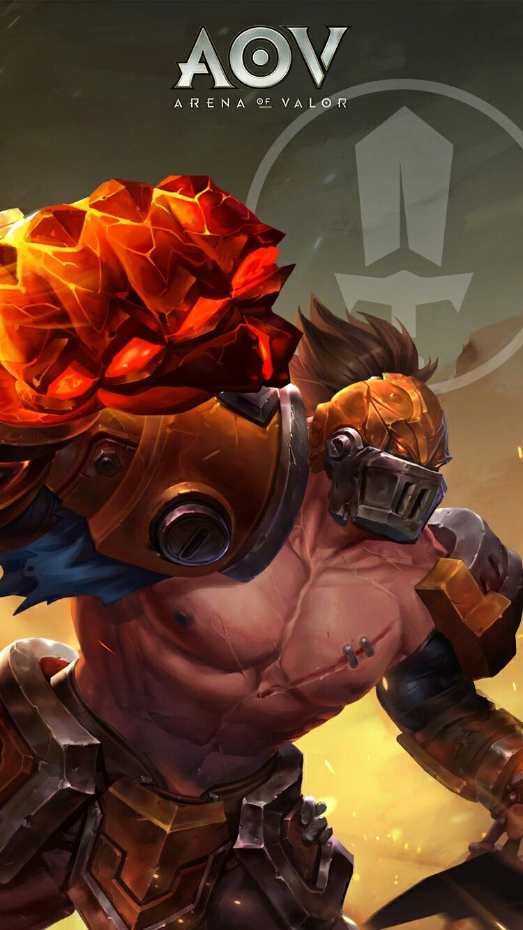 Skud  The Legend Of Heroes Mobile Legends Mobile Wallpaper Overwatch Fantasy