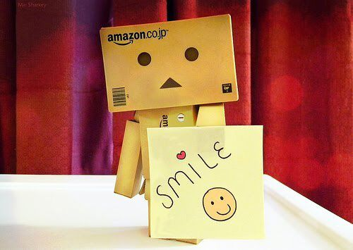 **grins**
