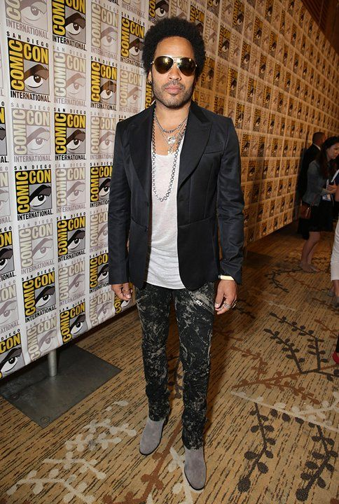 Lenny Kravitz Hunger Games Pinterest