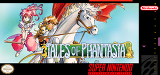 Emularoms: Tales of Phantasia (BR) [ SNES ] | Central GNO | Consoles