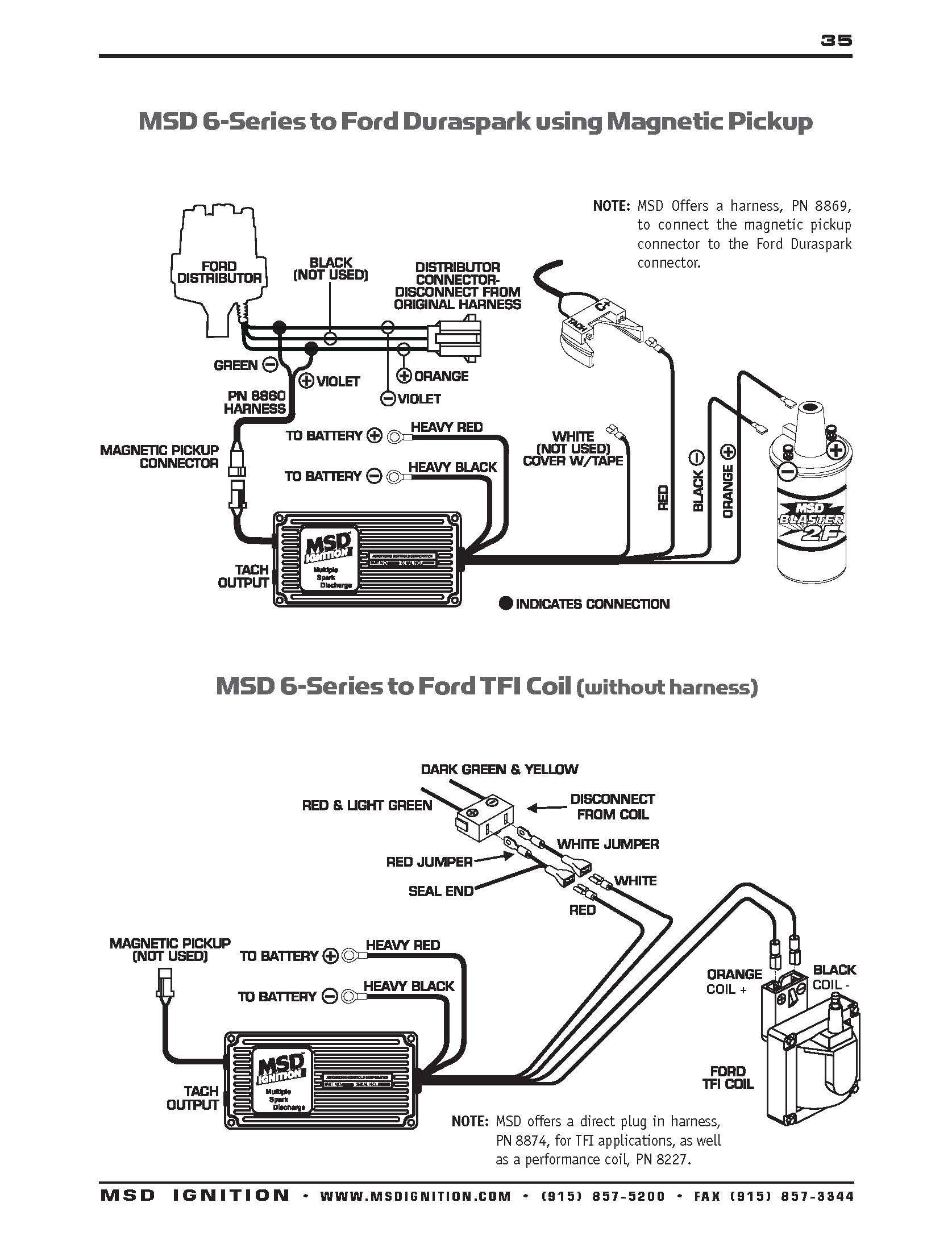 Msd Blaster Coil Wiring Diagram Volovets Info Nuevas