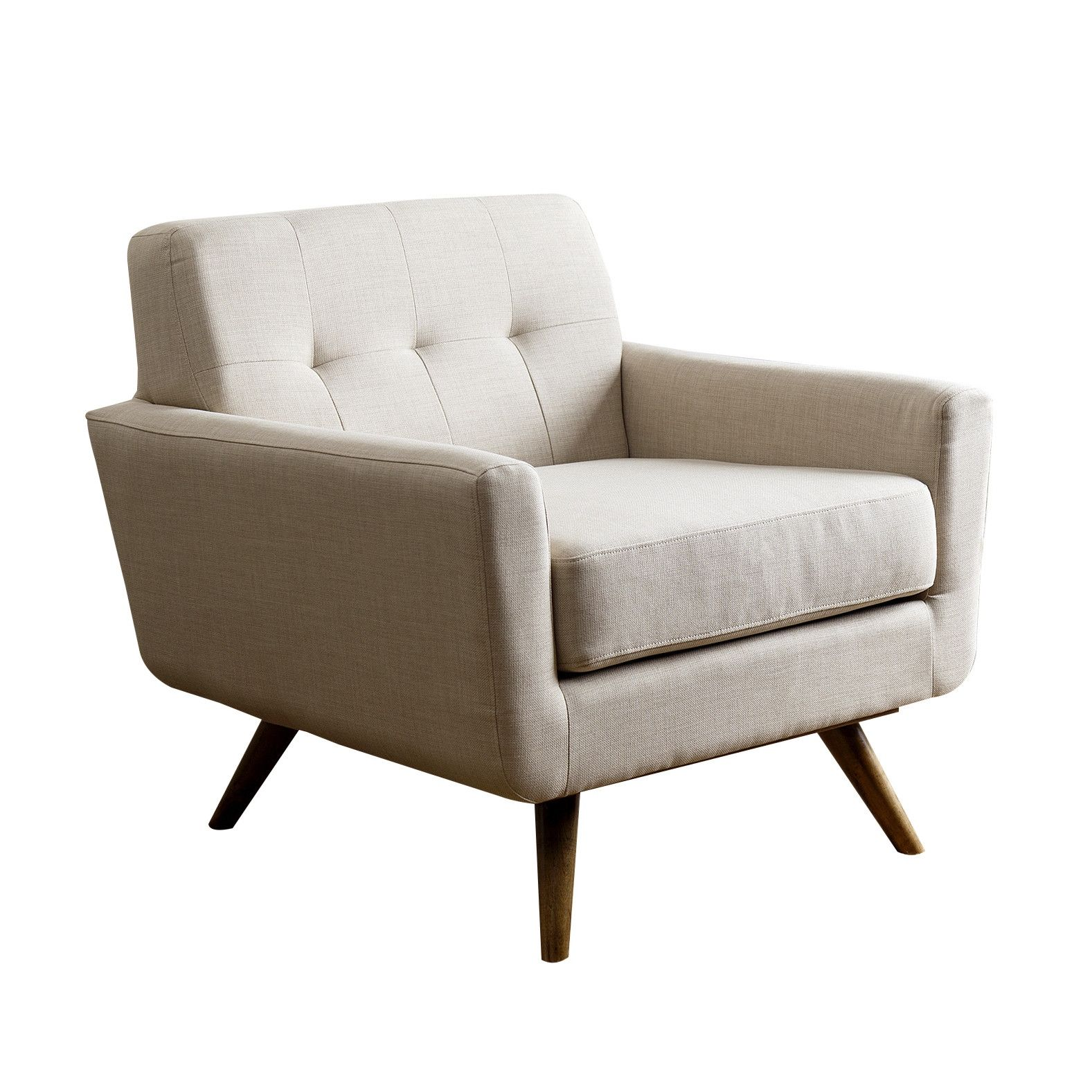 Corrigan Studio Douglas Fabric Arm Chair