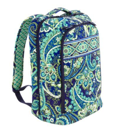 Laptop Backpack | Vera Bradley can't wait to get this in the mail soon :)