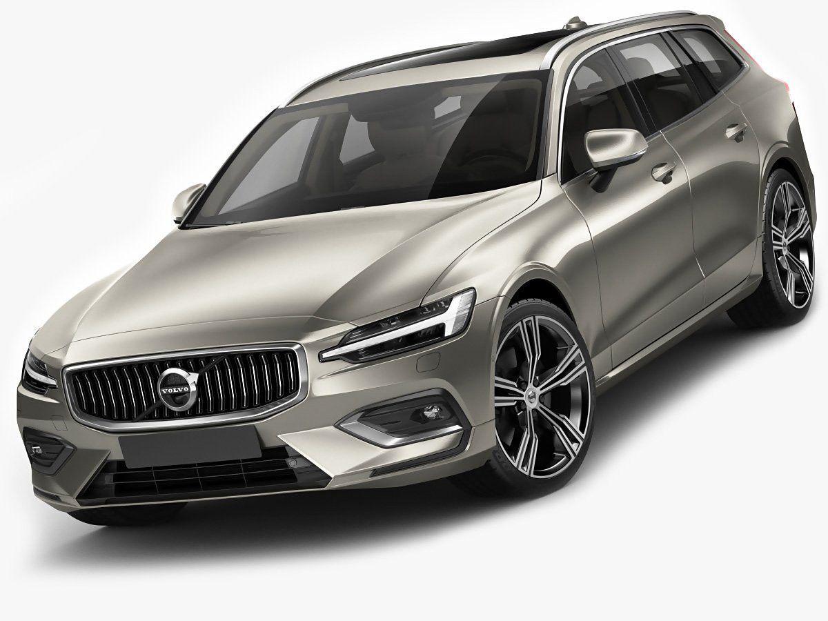 2020 Volvo V90 Specification
