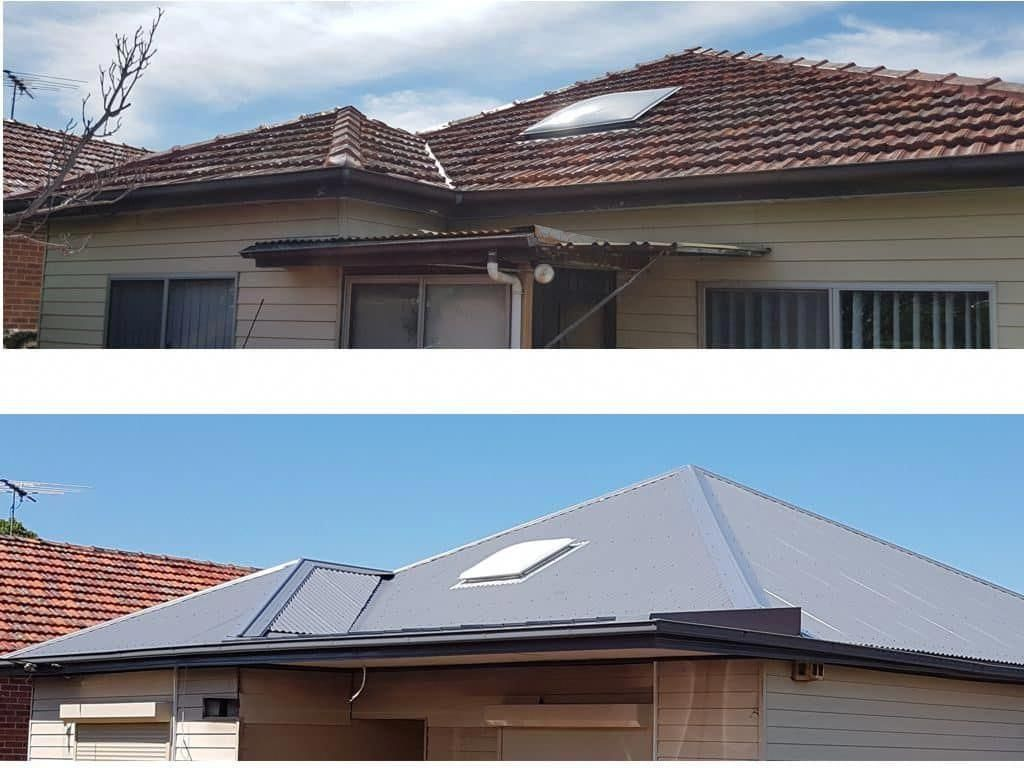 Striking Roof Aesthetic Roofaesthetic In 2020 Colorbond Roof Roofing Concrete Roof Tiles