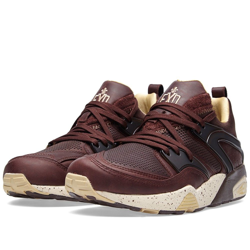 1af3b313b048 Puma CREAM x LimitEDitions Blaze of Glory (Chestnut)