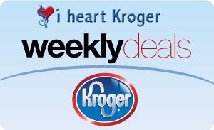 I Heart Kroger weekly deals blog Betty crocker fruit