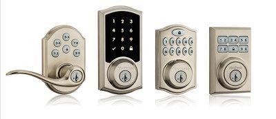 Alexa Lock My Door Alexa Device Smart Home Automation Smart