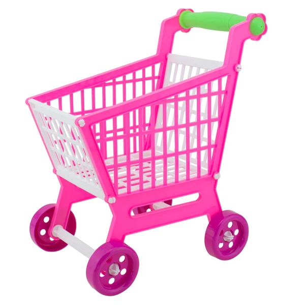 30cm children's shopping cart supermarket play house toy