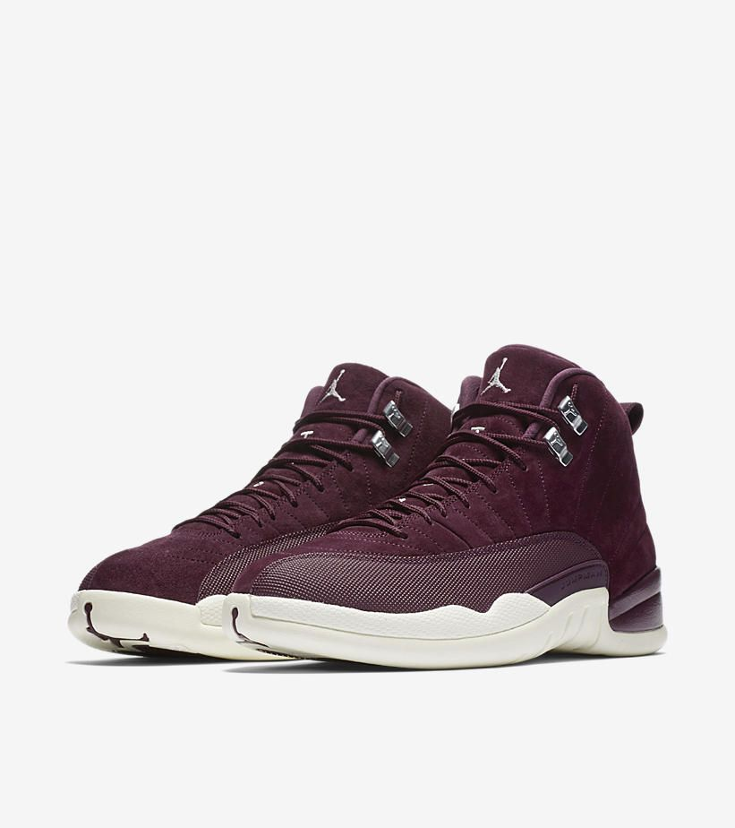 size 40 49db5 cee62 Air Jordan XII (12) Retro  Bordeaux  -Release Date  Saturday, October 14th  2017 -Price   190