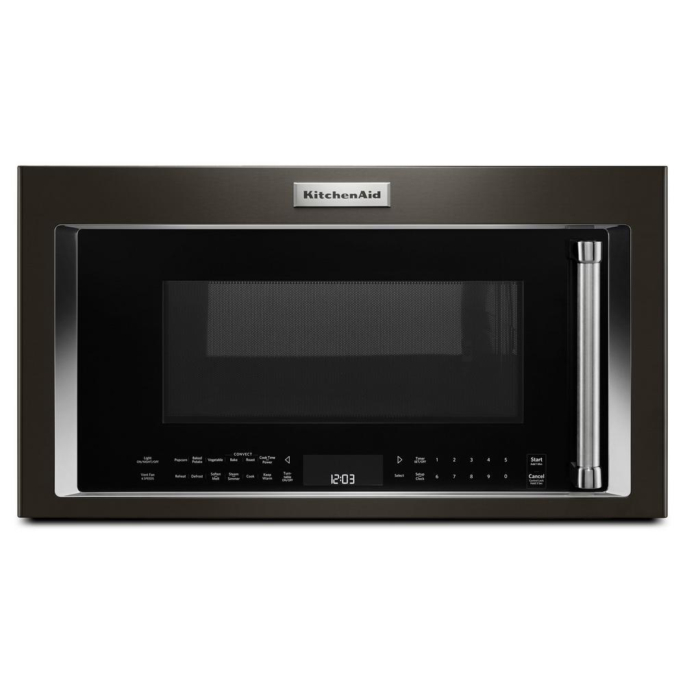 Kitchenaid 30 in 19 cu ft over the range convection