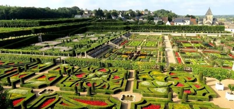 CHATEAU AND GARDENS OF VILLANDRY | loire-chateaux.co.uk | Tasha ...