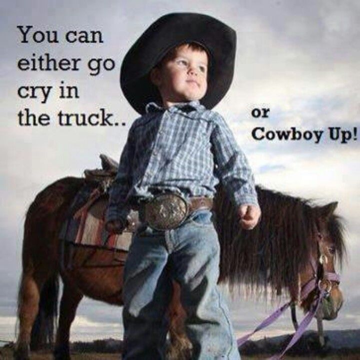 The world's smallest cowboy: Two-year-old saddles up miniature pony 'Maybelline' to compete in the rodeo #cowboysandcowgirls