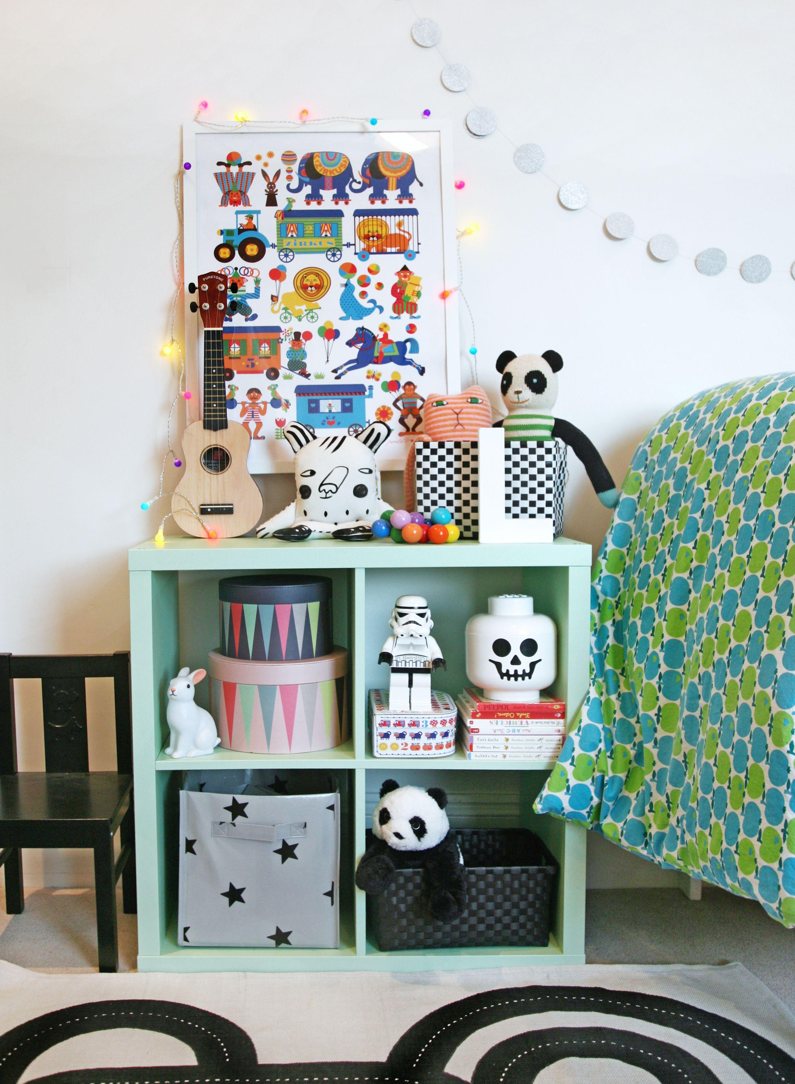 Zirkus Poster Kinderzimmer dekor, Dekor und Kinderzimmer