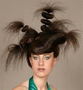 Hairstyles For Crazy Hair Day At School Imgbuddy Com Gaya Rambut Rambut Panjang Tatanan Rambut