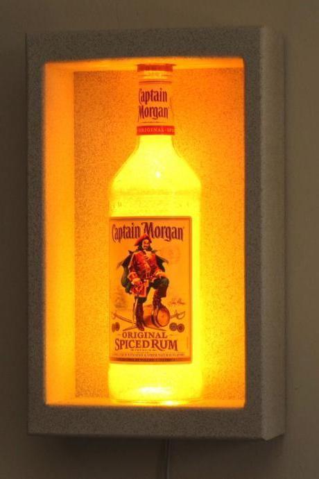 Captain Morgan Spiced Rum Lamp Led Lights