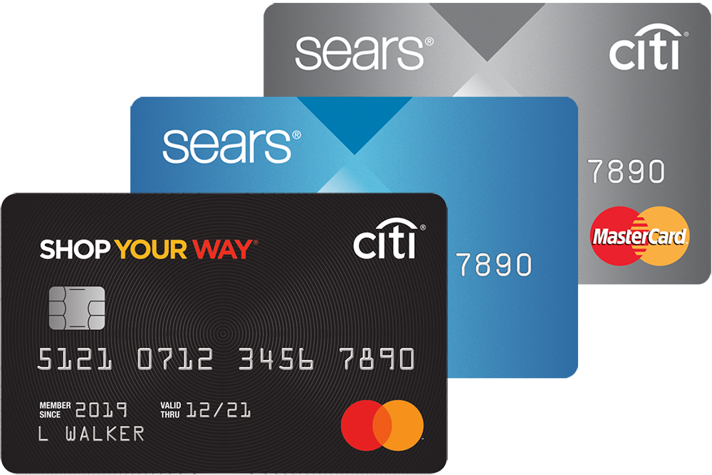 Sears Mastercard Rewards in 12  Credit card deals, Shopping