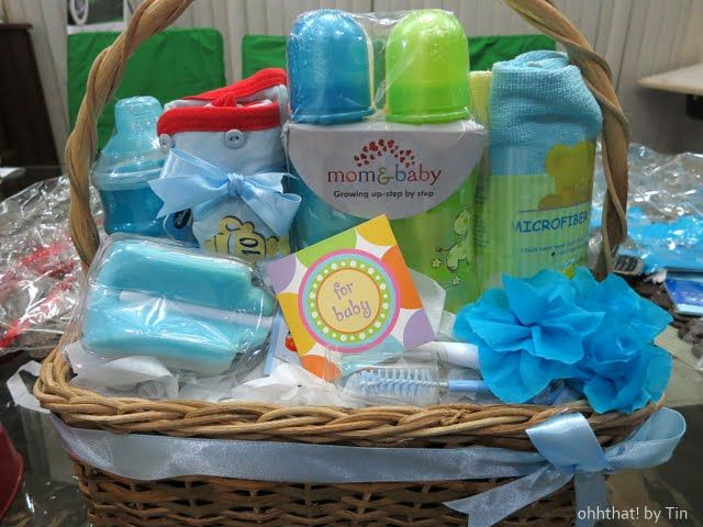 Diy Baby Shower Gift Basket Ideas Diy Baby Shower Gift Basket