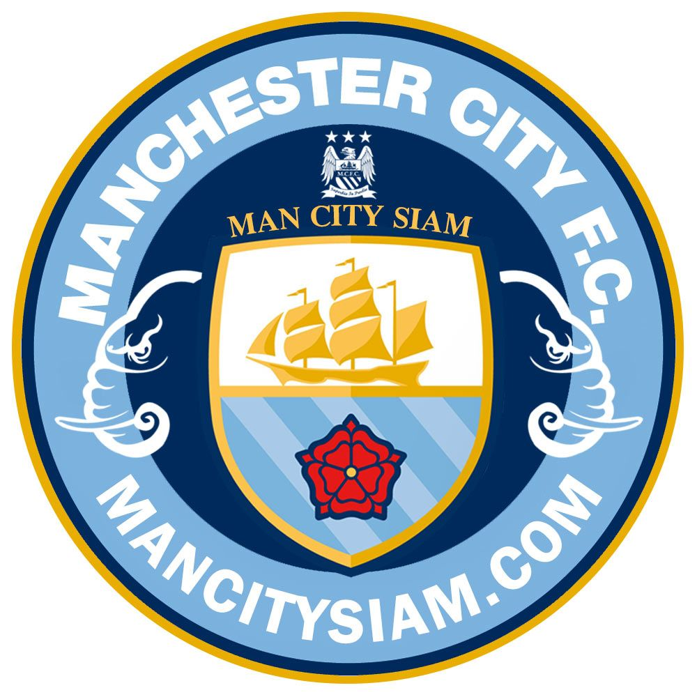 Manchester City Siam Fans Club New Logo