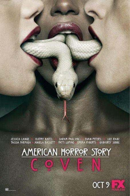 American Horror Story Show De Horrores Multidao Historia De