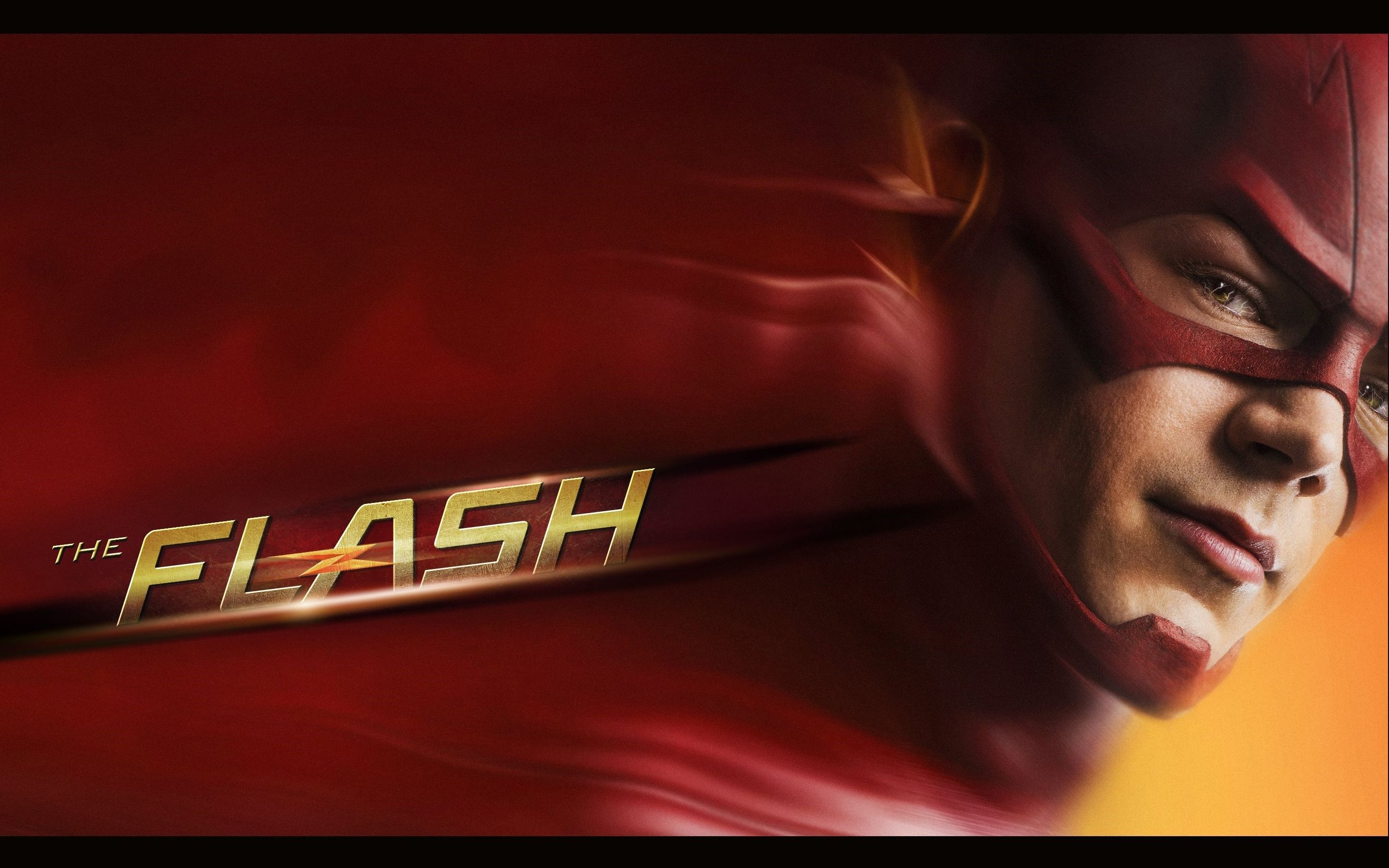 The Flash 4k Wallpaper Flash Tv Series The Flash Season 3 The