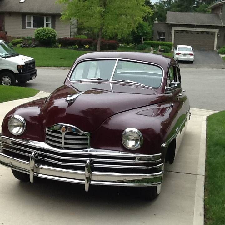 1950 Packard Standard 8 | Old Rides 5 | Pinterest | 50s cars and Cars