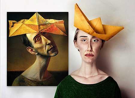 Los 'modelos reales' de pinturas abstractas   Tutor Grafico