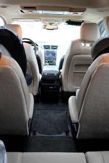 Chevy Traverse Ltz 2nd Row Bucket Seats This Is What We Need The