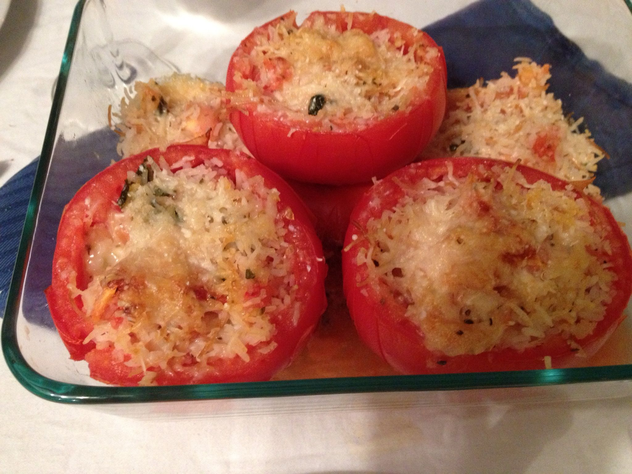 Lidia\'s Italy stuffed tomato recipe | Food | Pinterest | Recipes ...