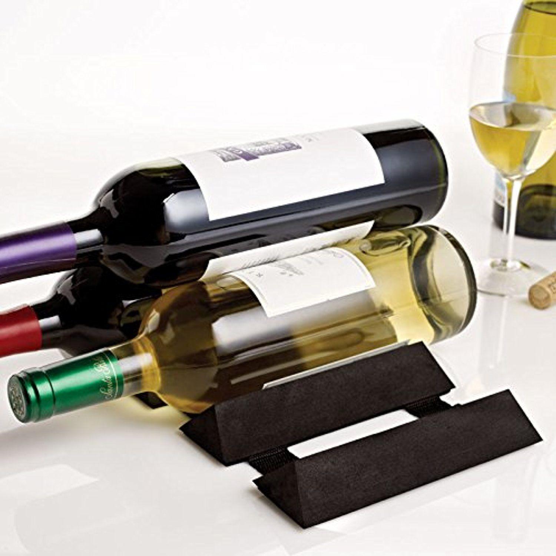 Design ideas wine chock foldable tabletop wine rack holder be