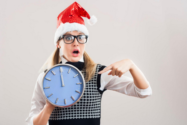 It's the christmas countdown clock Christmas clock
