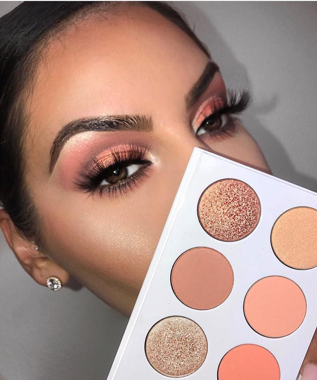 The Peach Extended Palette by Kylie Cosmetics #3