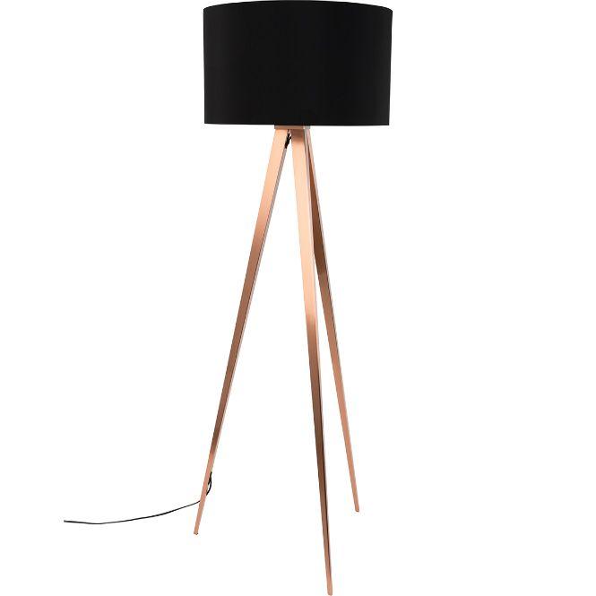 Some Amazing Floor Lamp Designs Using Copper Rose Gold Floor Lamp Copper Floor Lamp Floor Lamp