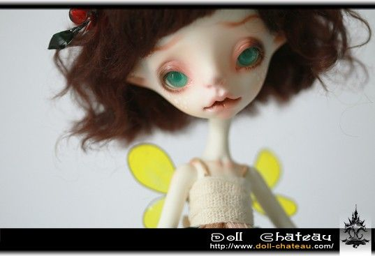 Betty - 27cm Doll Chateau Girl, Doll Chateau - BJD Dolls, Accessories - Alice's Collections