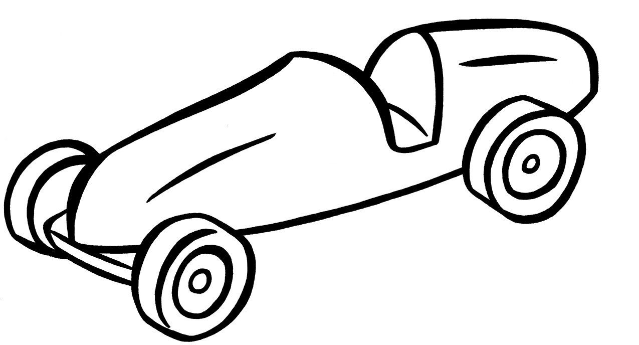pinewood derby svg