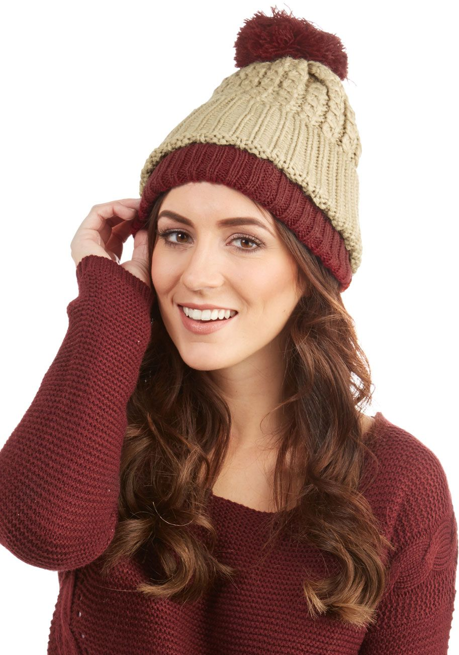 c5a34c62857fa Chair Lift Cutie Hat. To reach the summit of slopeside style