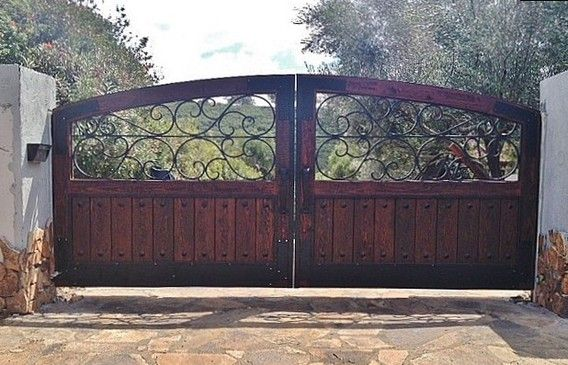 Rustic 101 Driveway Gates New House In 2019