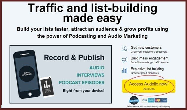 Audello free download - This is the most powerfull list and audience - new marketing agency blueprint free download
