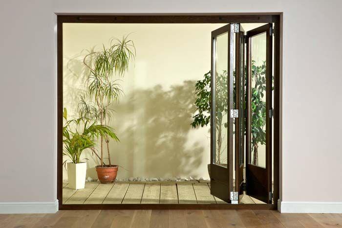 Luxury Sliding Balcony Doors